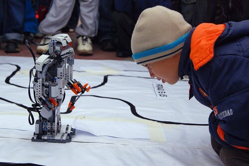 Турнир роботов