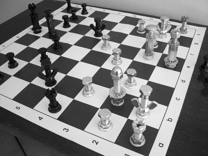 полноценного шахматного