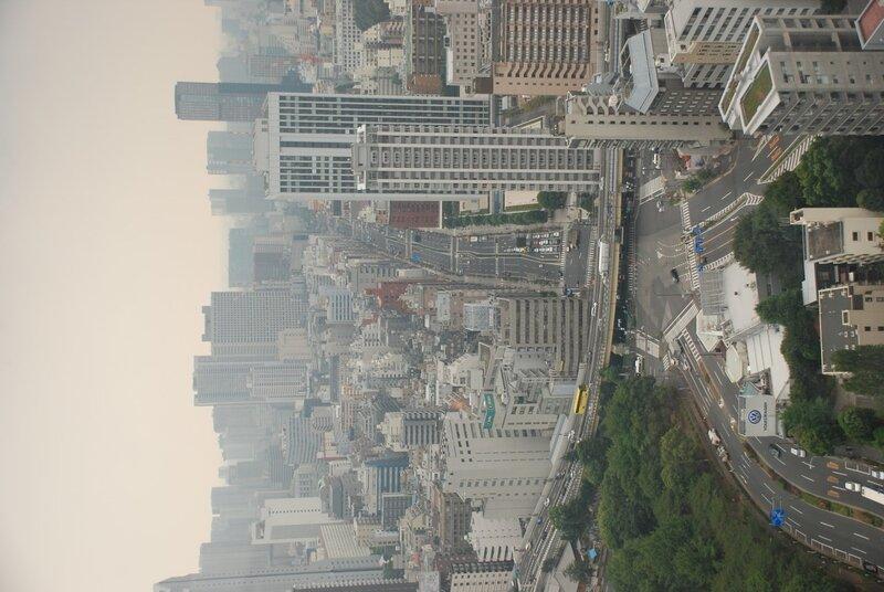 Одна из токийских артерий