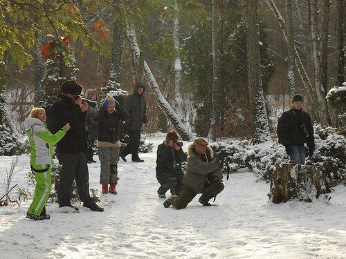 Охотники за кедровкой