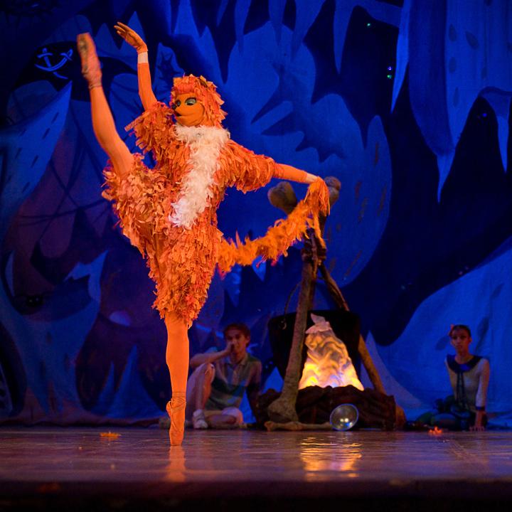 фотосъемка балета