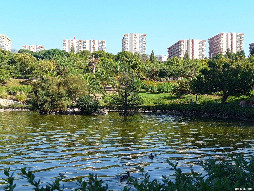 Парк La Paloma.
