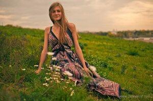 Портрет красивой девушки девушка, портрет, город, фотосессия