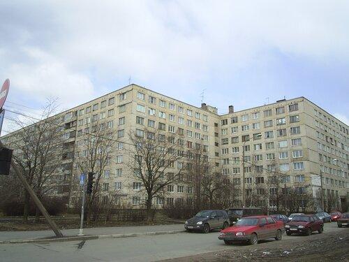 Малая Балканская ул. 8