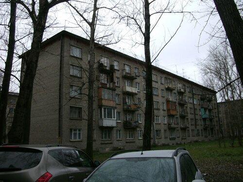 2-й Рабфаковский пер. 17к2