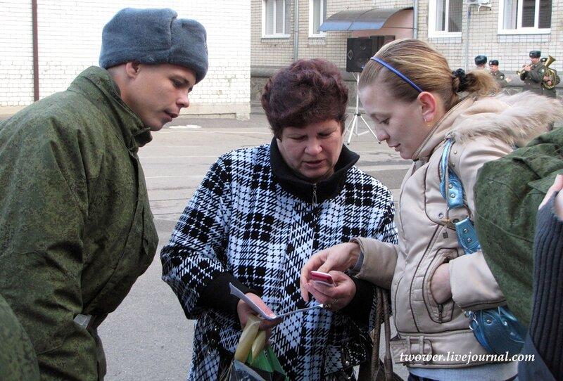 Поездка с призывниками. Часть первая. Призывной пункт в Ставрополе