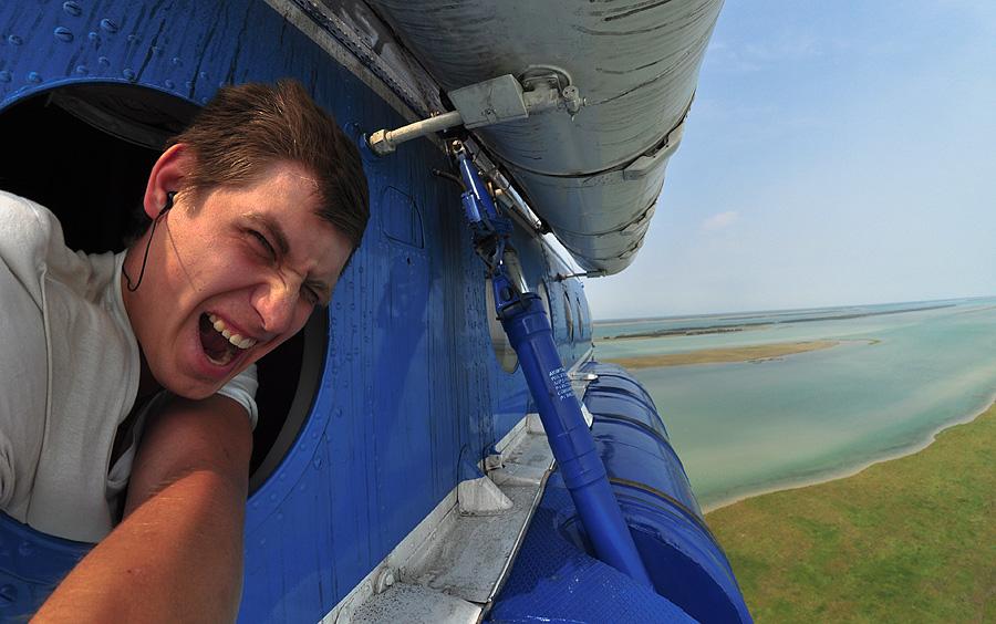 Западная Сибирь, озеро Чаны