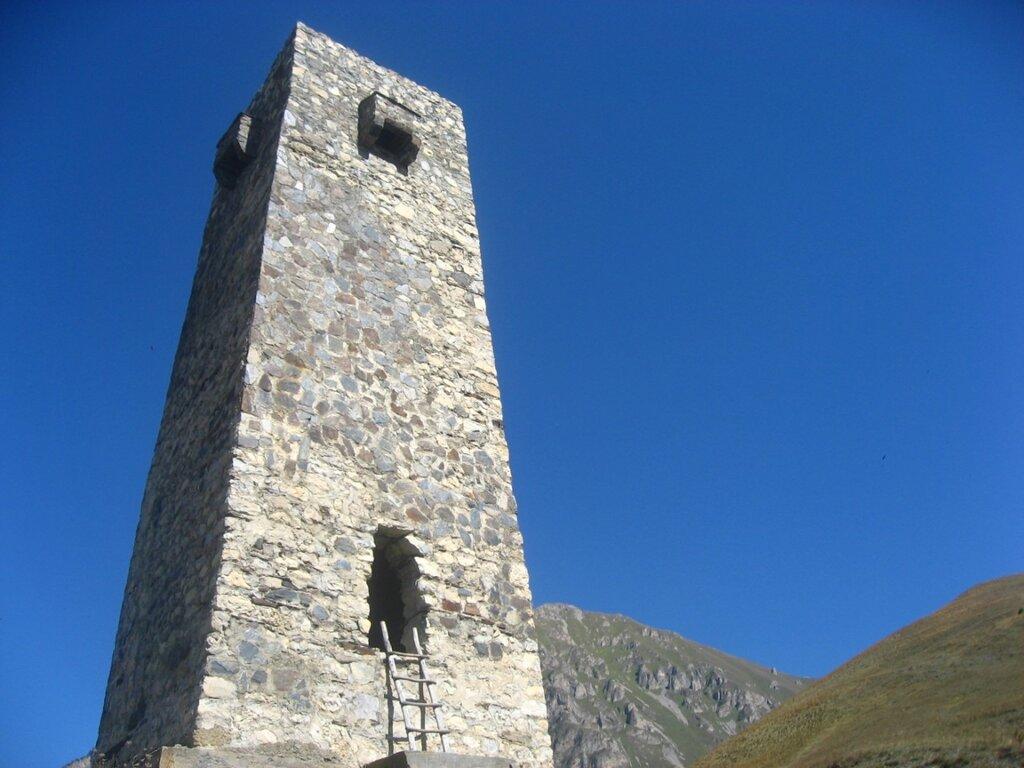 Башня в Даргавсе