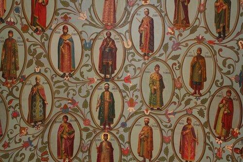Родовое древо Московских князей