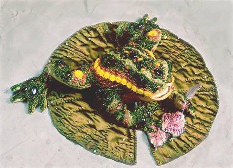Печворк и бисер