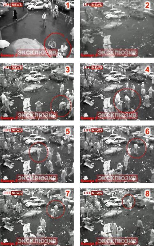 Взрыв на рынке Владикавказа