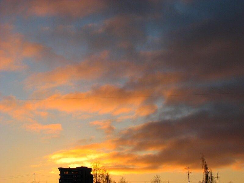 небо 29.11.2010