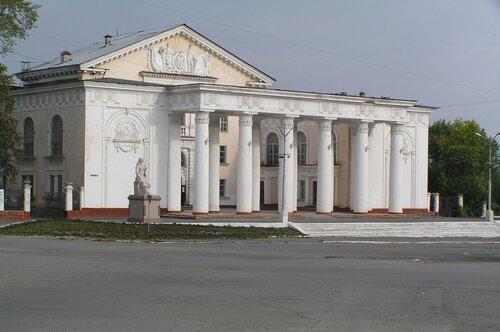 Дворец Культуры им. М.Горького