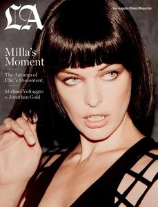 Милла Йовович / Milla Jovovich by Guy Aroch