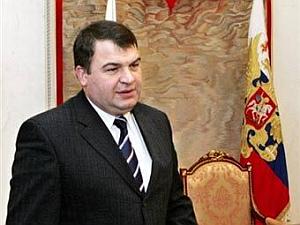 Свадьба Сердюкова и Васильевой является грустным символом России