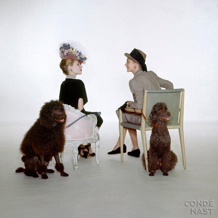 Vogue 1945, John Rawlings, Conde Nast