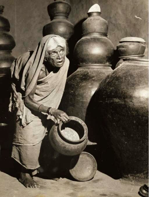 India, 1946   by Margaret Bourke-White
