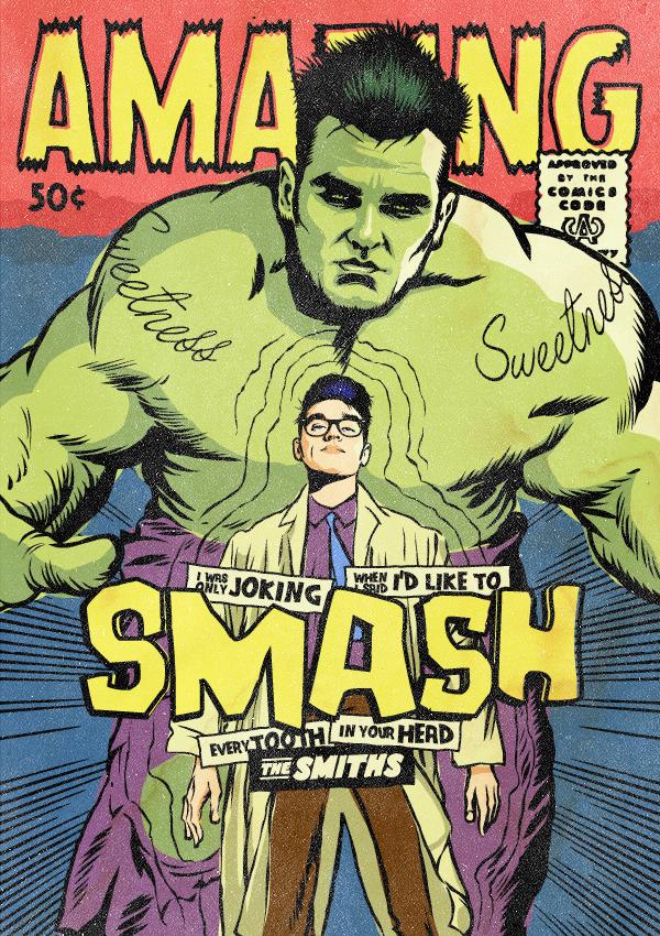 Post-Punk Marvels, Butcher Billy80.png