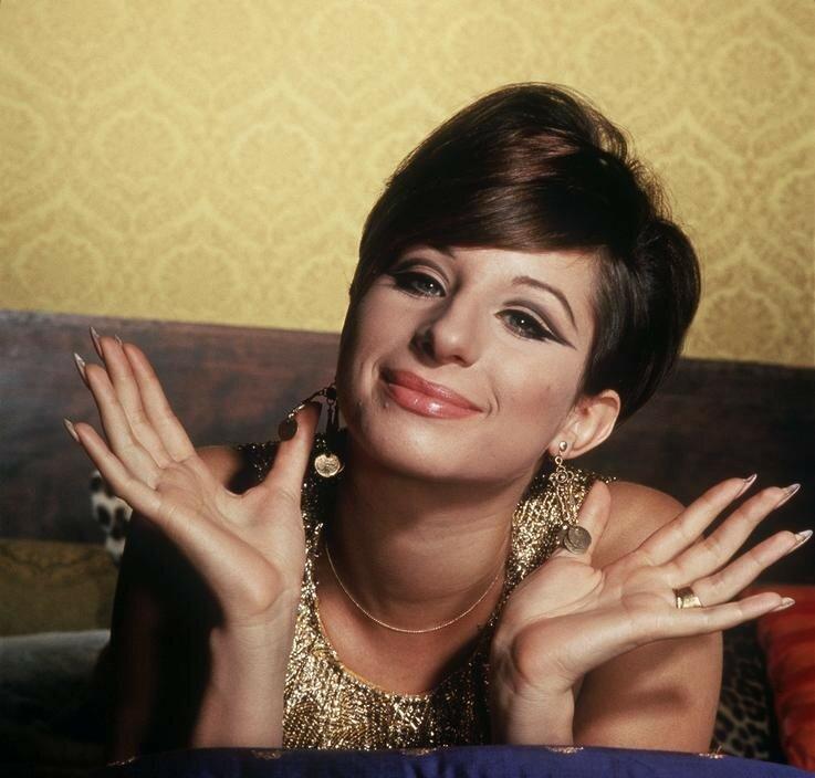1965 Barbara by Philippe Halsman.jpg