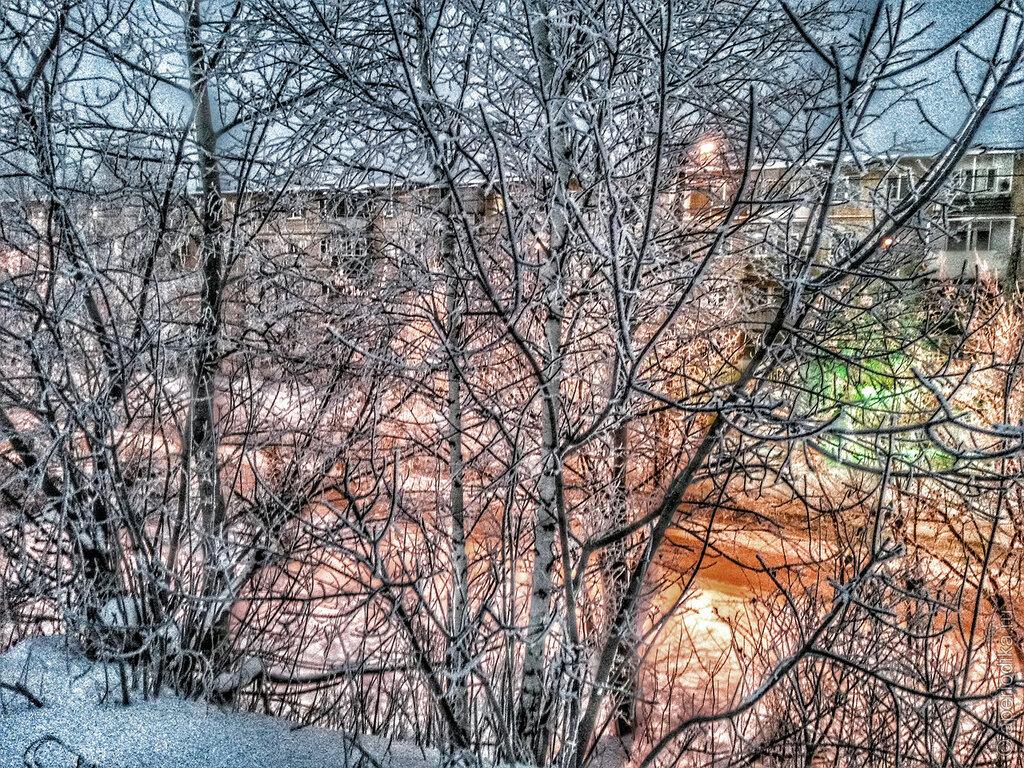 Златоуст через Snapseed