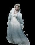 девушки в белом