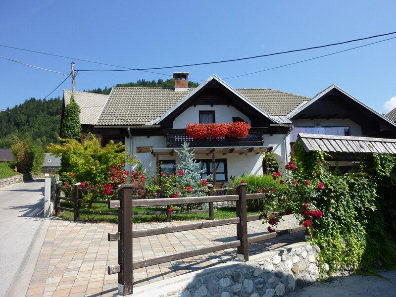 Дом в деревеньке Подхом