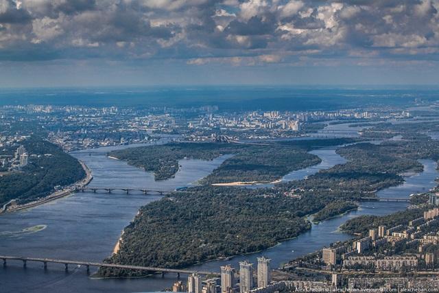 Красивые фотографии Киева с высоты птичьего полета 0 12d0e4 450dac3f orig