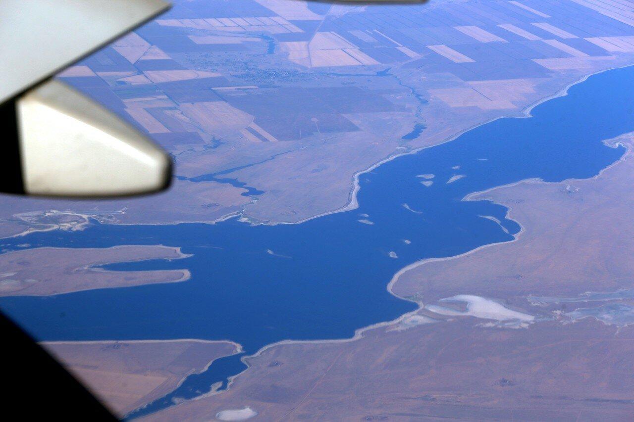 Волга выше Саратова
