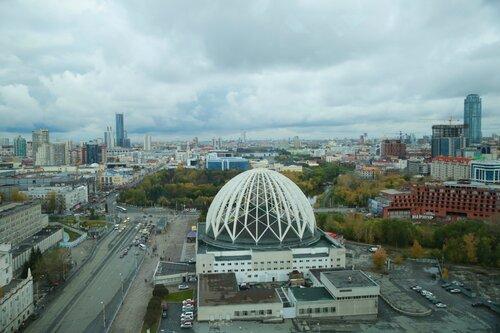 Екатеринбург в сентябре