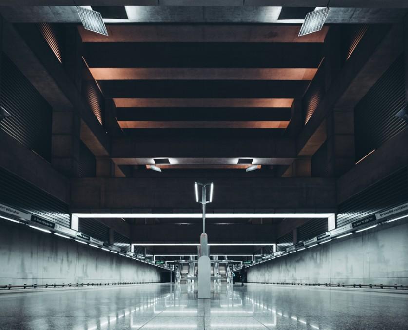 Линии метро Будапешта