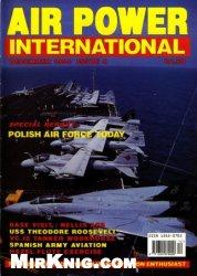 Книга Air Power International  - December 1994 Issue 4