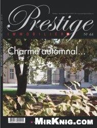 Журнал Prestige Immobilier №44
