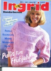 Журнал Ingrid №2 1987