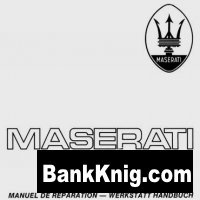 Книга Maserati Biturbo 222 (E) 422 Spyder (E) 2.24V 1986-1993 г.в. pdf 254Мб