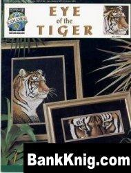Книга Буклет вышивки крестом «Eye of the Tiger» от True colors jpg 1,08Мб