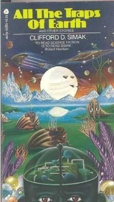 Книга Все ловушки Земли