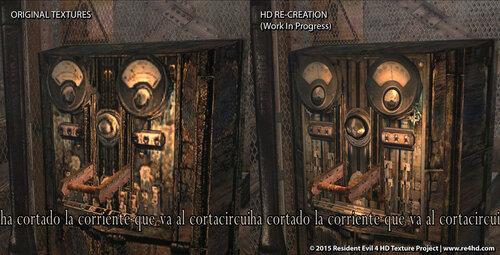 Работа над HD-ремейком Resident Evil 4 0_130645_d4ac8e9a_L