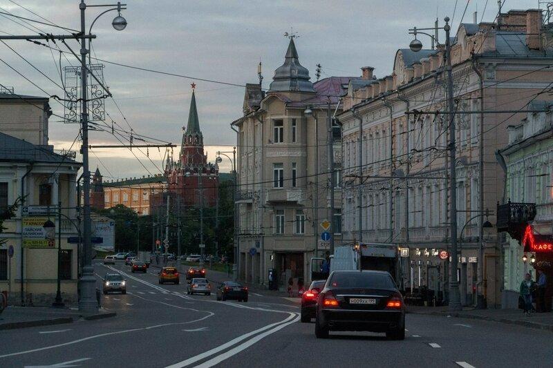 Волхонка, Москва