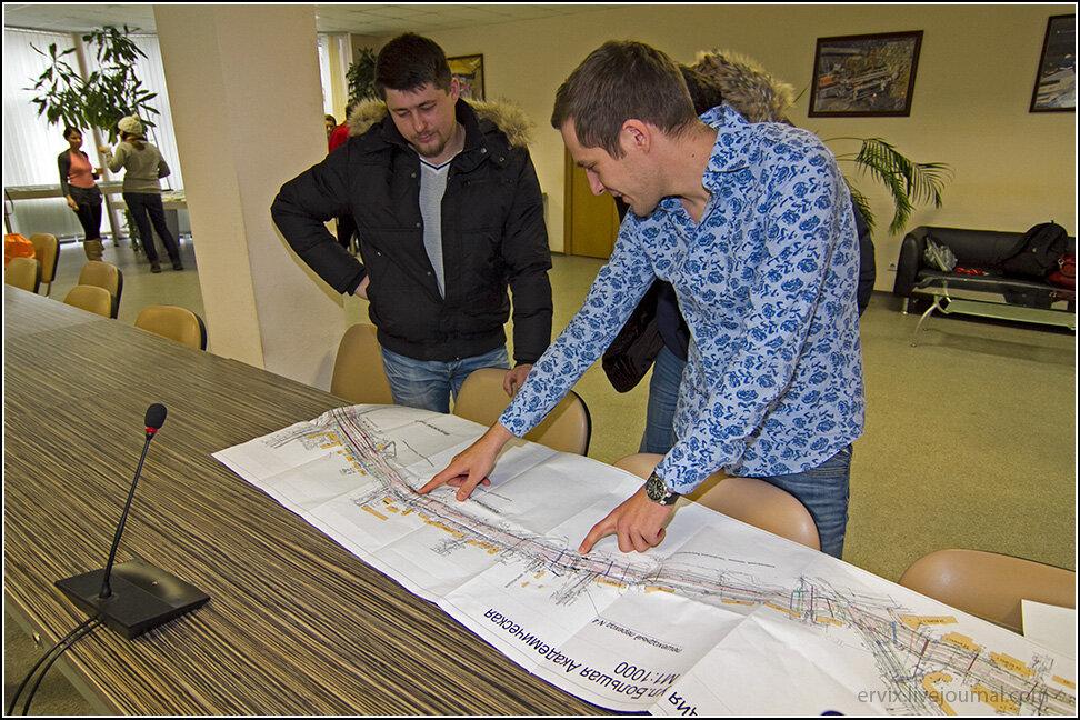 Пояснения по проекту северо-западной транспортной хорды