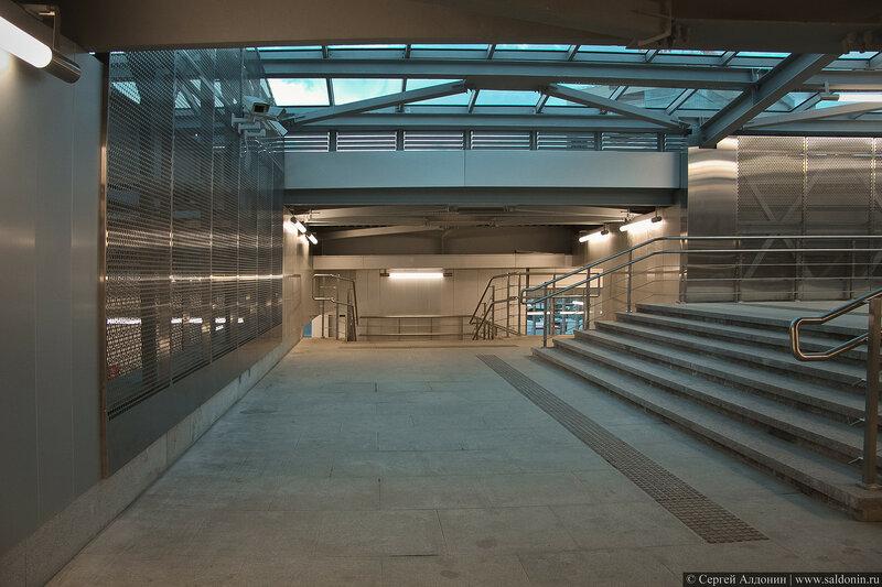 Станция Технопарк
