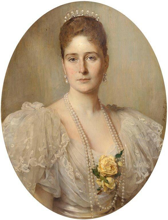 1897. Александра Федоровна
