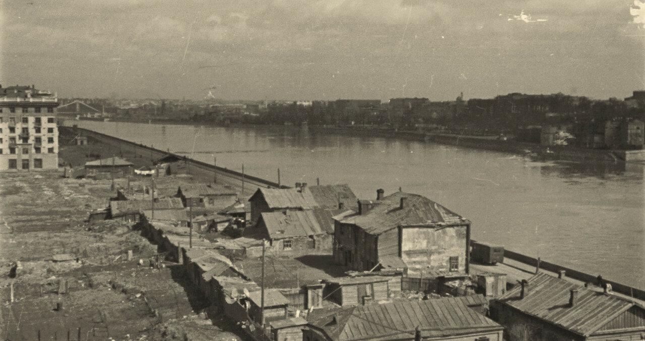 1949. Фрунзенская набережная