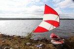Белое море, остров Кереть