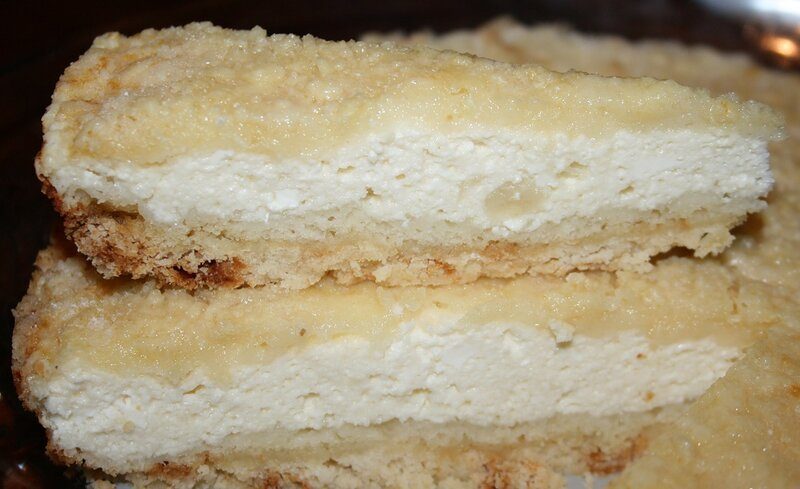 Рассыпчатый творожный пирог рецепт с
