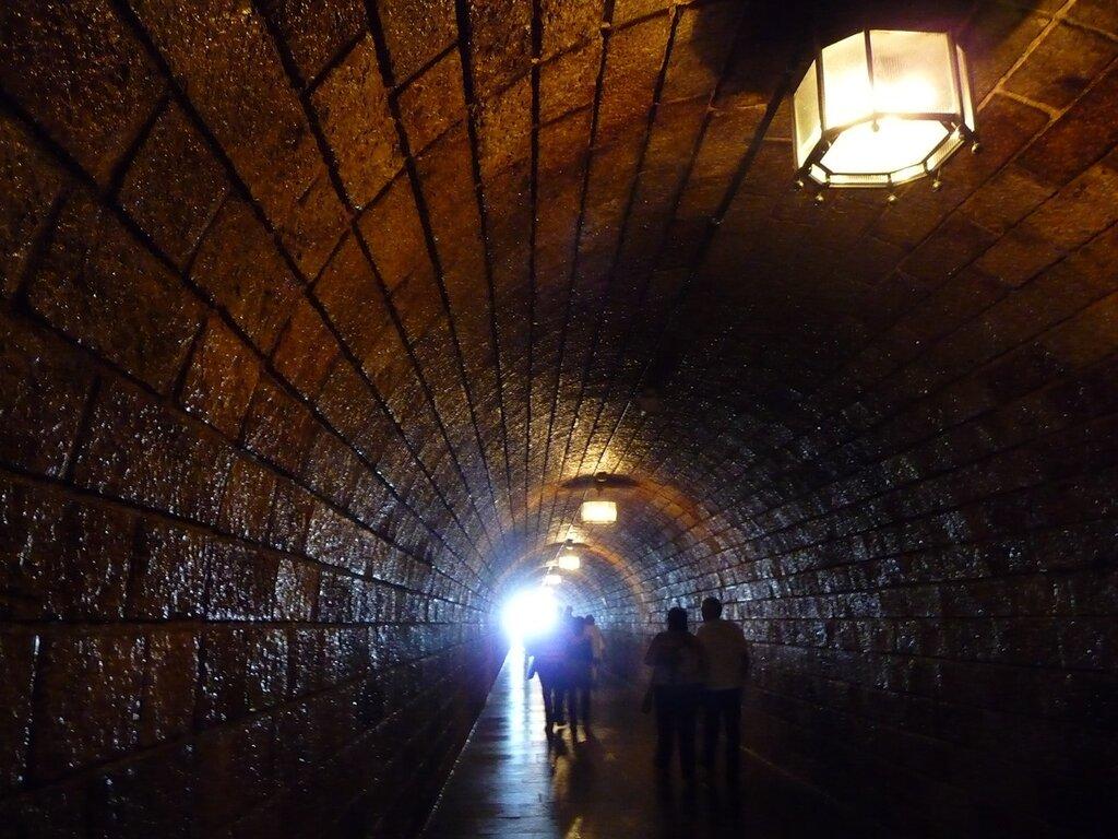 Туннель.