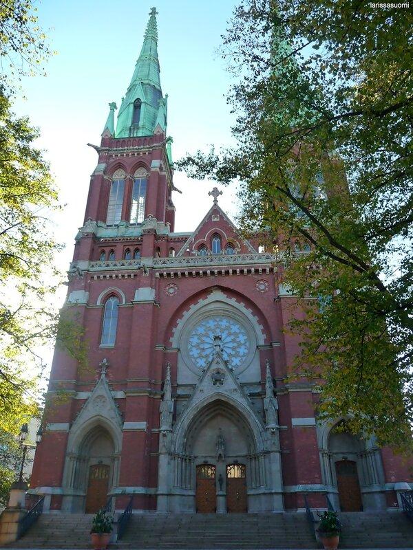 Лютеранская церковь Св. Иоанна.