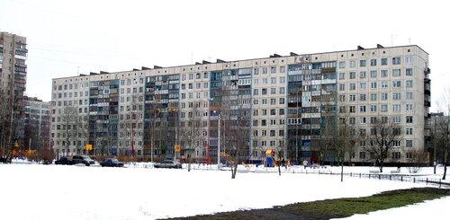 ул. Подвойского 33к2