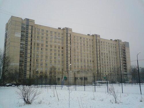 Малая Балканская ул. 36к1