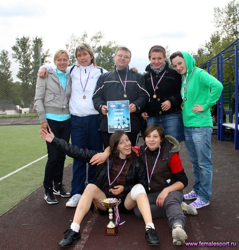 «G-Force» на «United Female Cup»