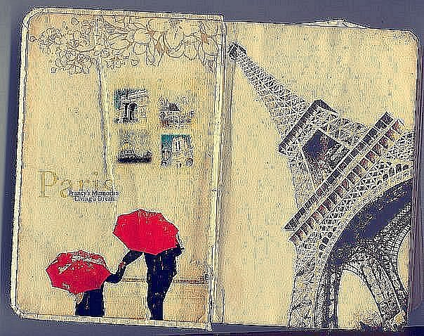 парижский пикспам.